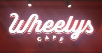 wheelys咖啡