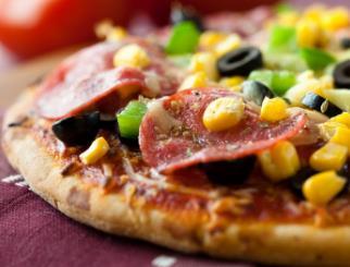 得快乐披萨