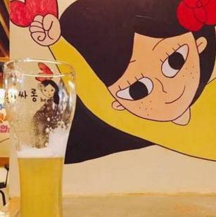 贝星恋韩式炸鸡啤酒屋