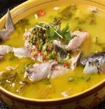 饱食捷酸菜鱼