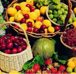 百味干果水果店