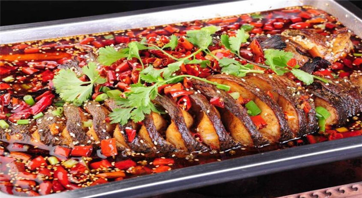 白鹤村烤鱼