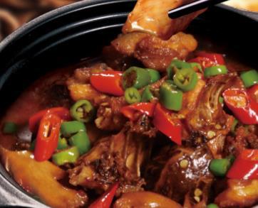 巴滨路黄焖鸡米饭