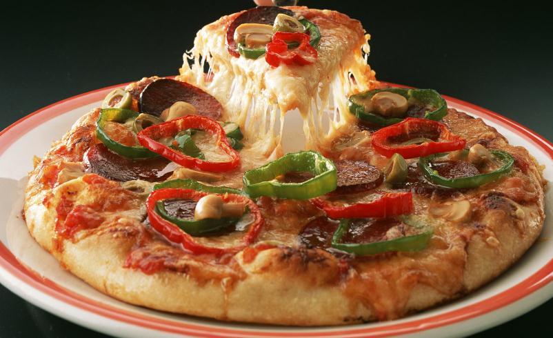帕帕罗尼披萨