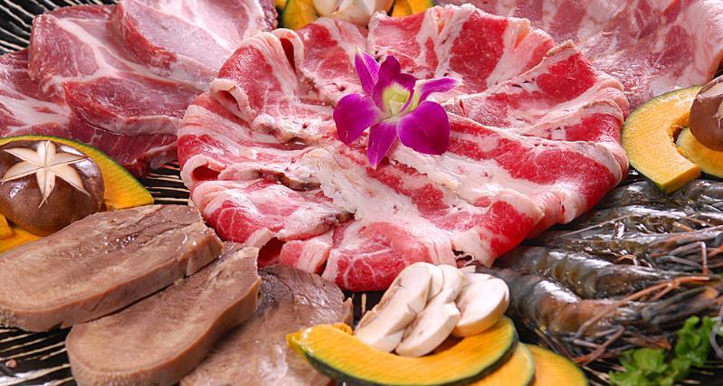 龙膳纸上烤肉
