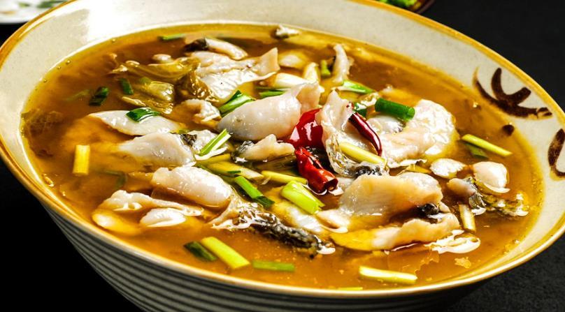 杰哥酸菜鱼