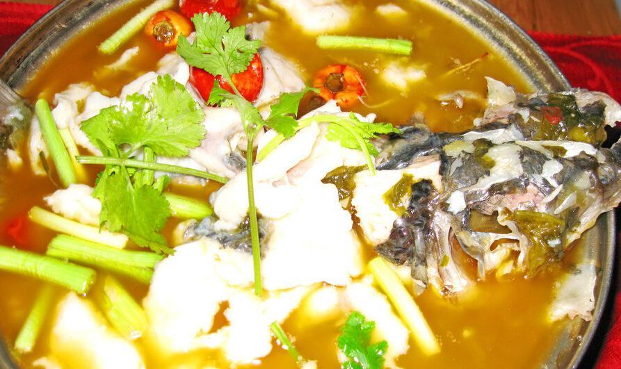 黄记酸菜鱼