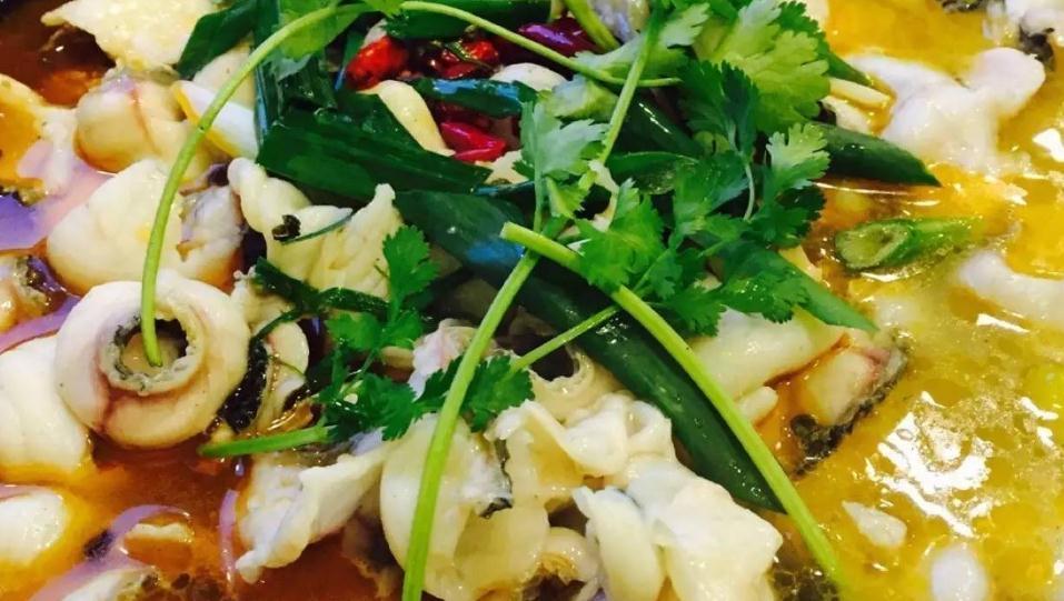 胡大酸菜鱼