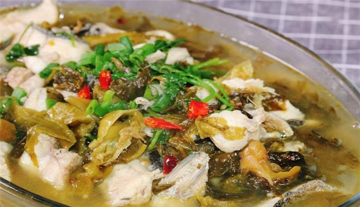 红焱酸菜鱼