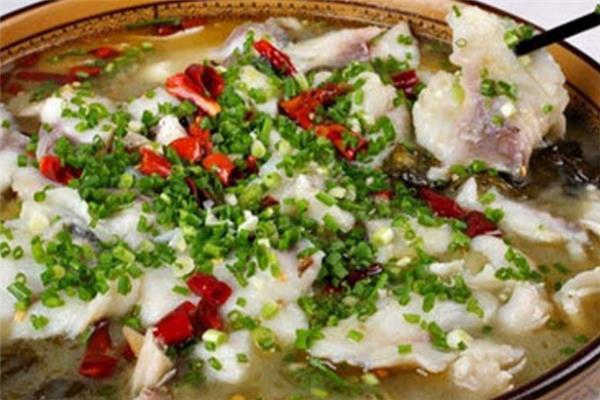 荷塘酸菜鱼