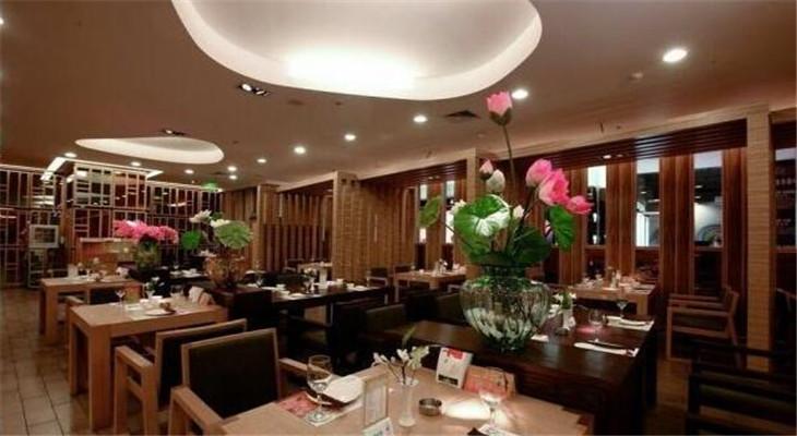 荷花亭餐厅