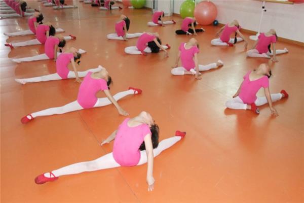 国羽舞蹈培训