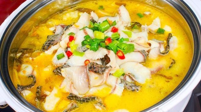 观音湖酸菜鱼
