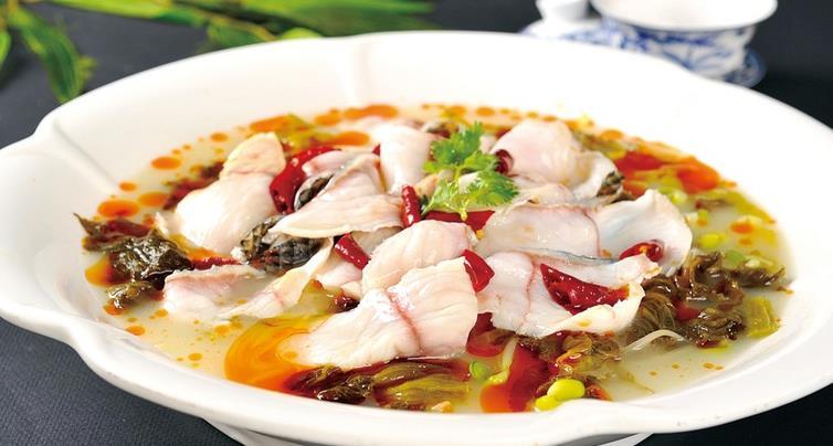骨汤老坛酸菜鱼