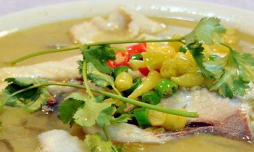 福音酸菜鱼