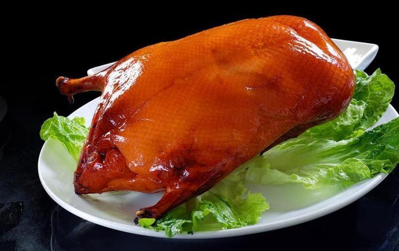 老福祥烤鸭