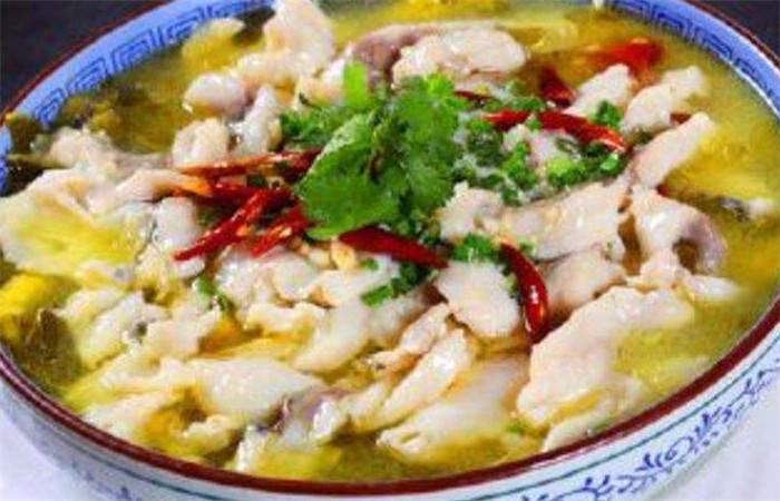 老川味酸菜鱼