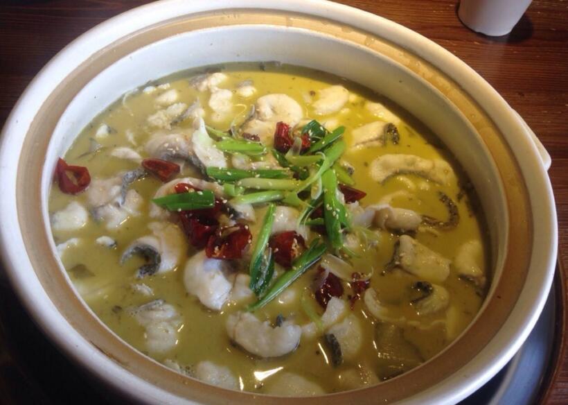 捞鲜生酸菜鱼
