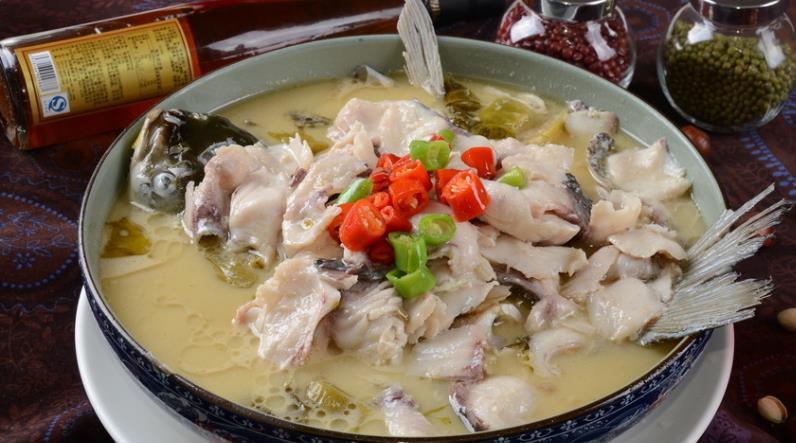 金牌酸菜鱼