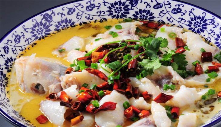 川香酸菜鱼