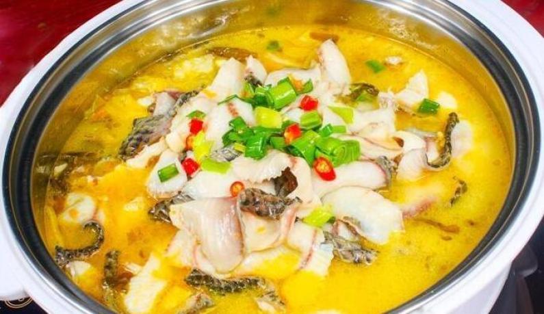 川婆婆酸菜鱼