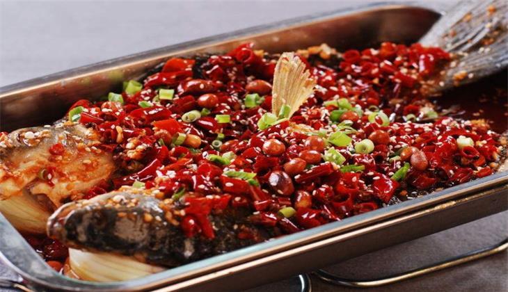驰名酸菜鱼秘制烤鱼