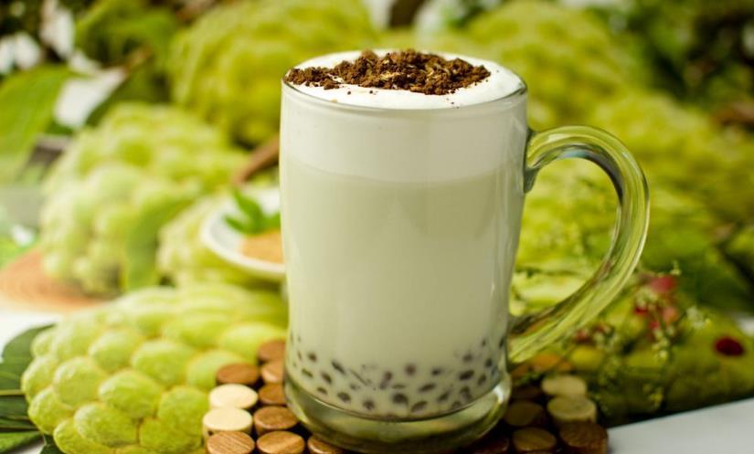茶自点奶茶