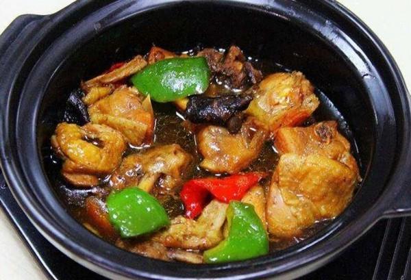 百味居黄焖鸡米饭