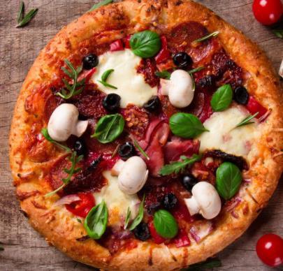 萨璐德披萨