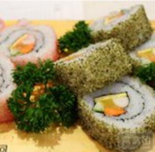 轻松饮寿司