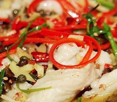 天圣酸菜鱼火锅