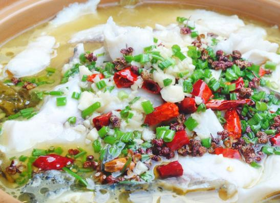 椒焱酸菜鱼
