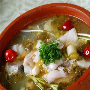 姜太公酸菜鱼