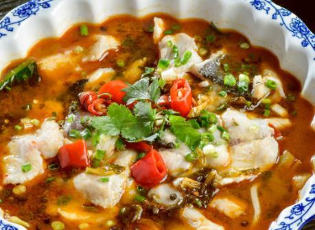 胡和记酸菜鱼