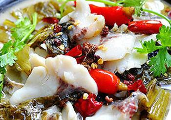庚哥酸菜鱼