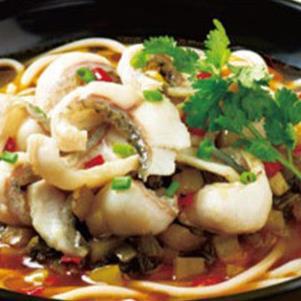 福记酸菜鱼米线