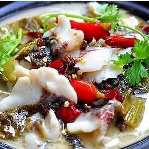 老刘酸菜鱼