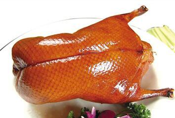 老脆皮烤鸭