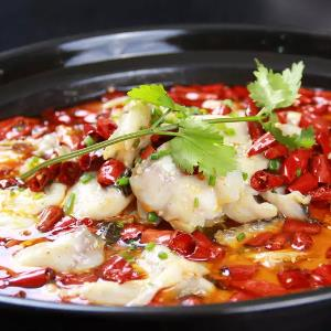 捞鱼酸菜鱼