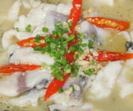 九哥酸菜鱼