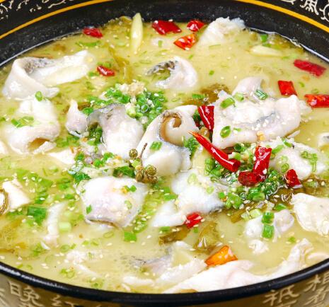 九道湾酸菜鱼