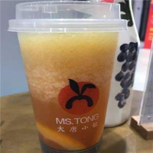 大唐小姐奶茶