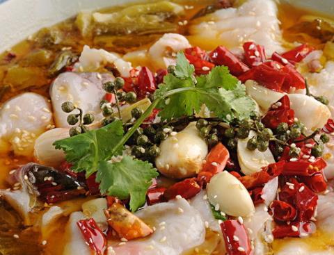 厨霸王酸菜鱼馆