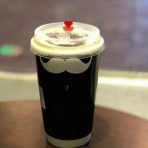 白胡子咖啡